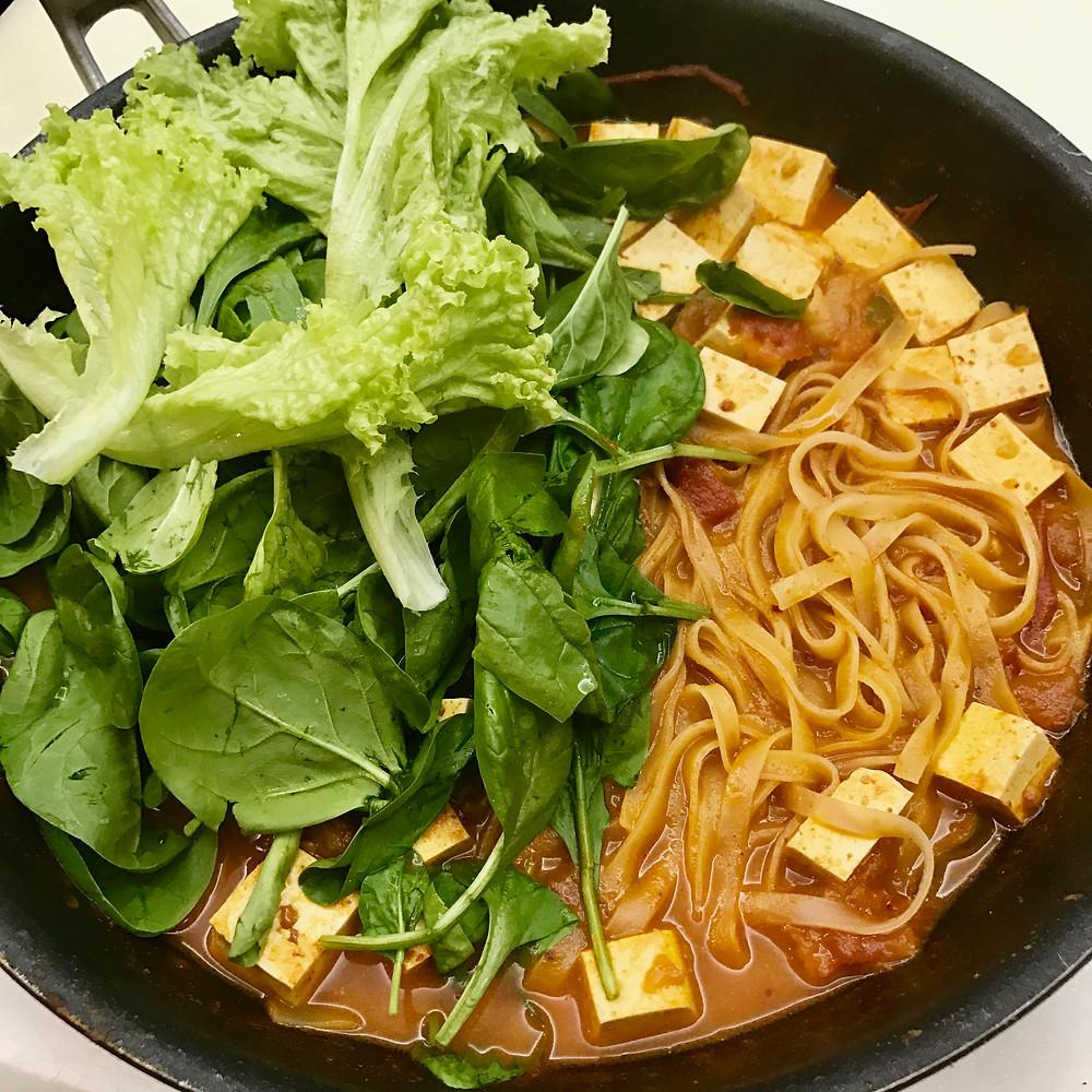 Miso Noodles