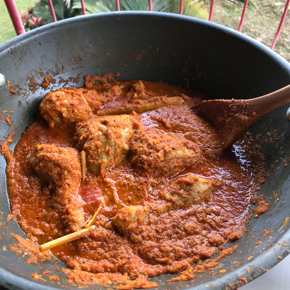 Revealing The Making and Secrets of the Portuguese Devil Curry