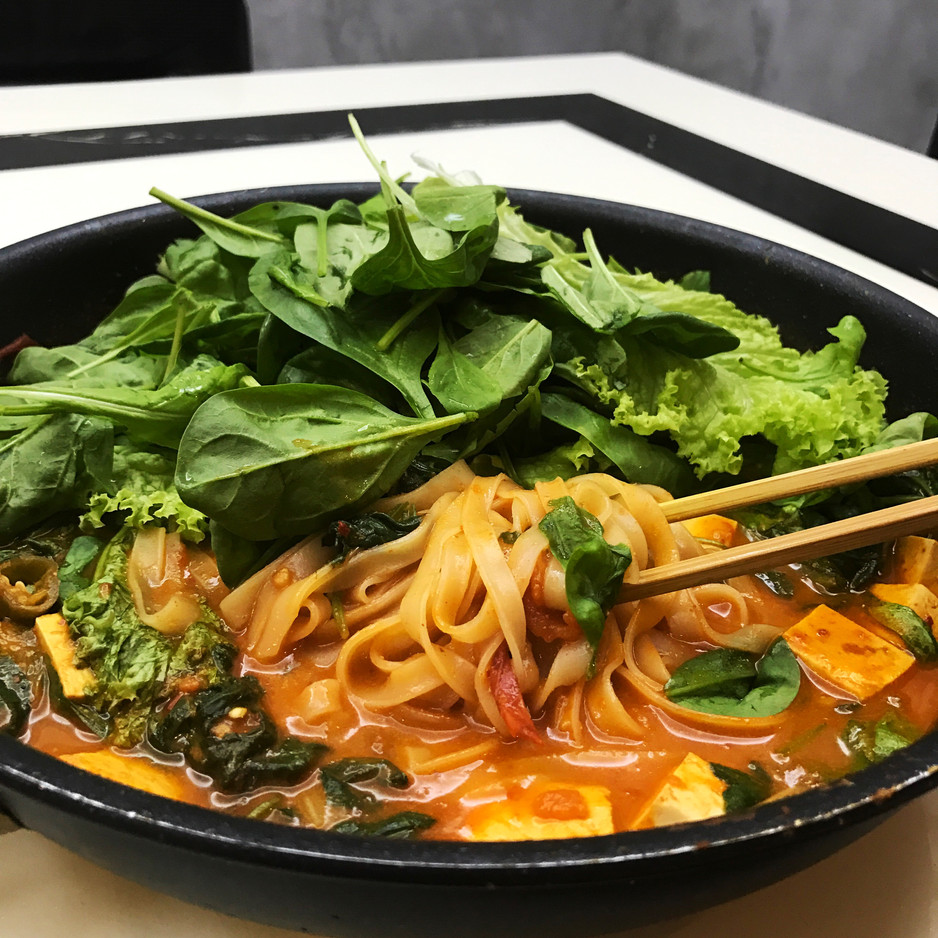 Create your own Spicy Noodles Challenge At Home