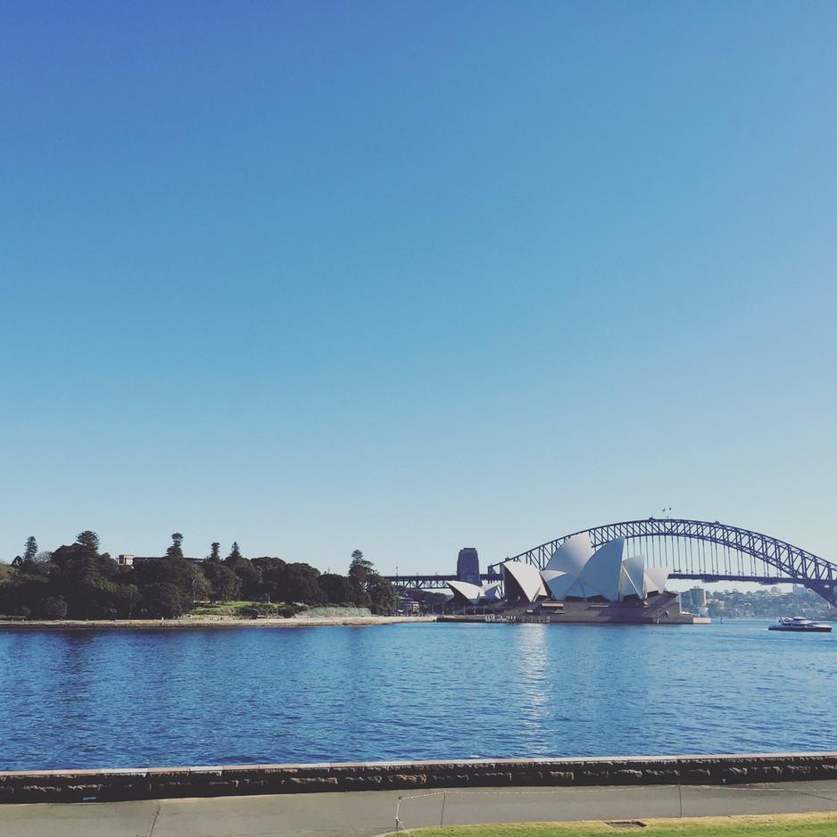 ciouyourfood goes to Australia