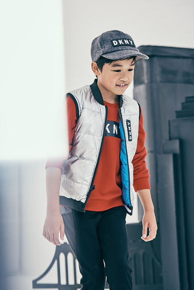Childrensalon X DKNY