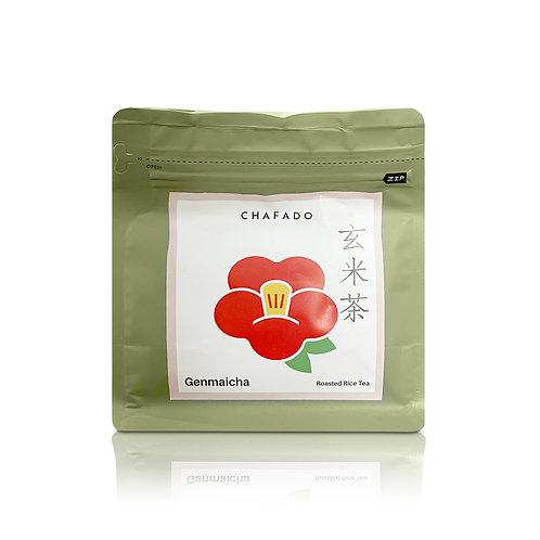 CHAFADO Genmaicha Teabag | 椿華堂 玄米茶 茶包