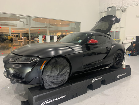 2020 Toyota Supra MKV - Paint Protection Film