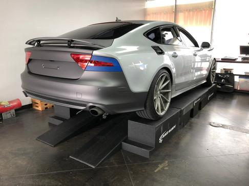 Audi RS7 Wraps