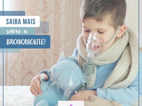Saiba mais sobre a bronquiolite