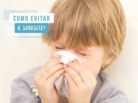 Como evitar a Sinusite?