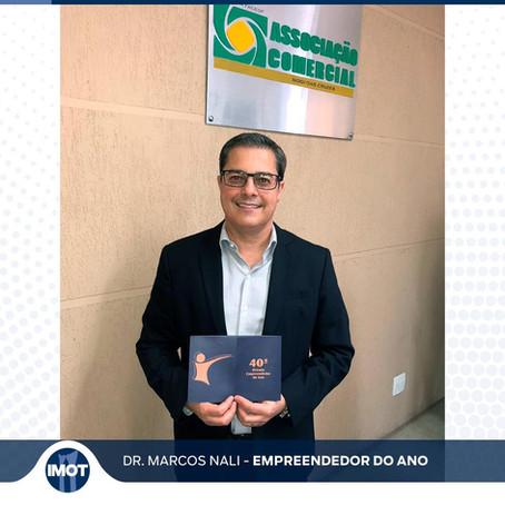 Dr. Marcos Nali – Empreendedor do Ano