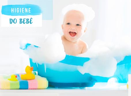 Como realizar a Higiene do Bebê?