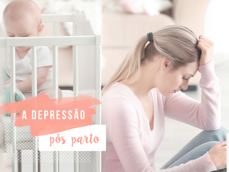 Precisamos falar sobre a Depressão pós-parto