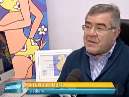 Reportagem TV Diário com Dr. Henrique Naufel