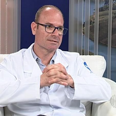 Entrevista do Dr. Fernando Abdalla sobre os cuidados com as crianças nas férias