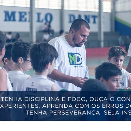 IMOT Entrevista: Caio Bueris Técnico Basquete Mello Dante