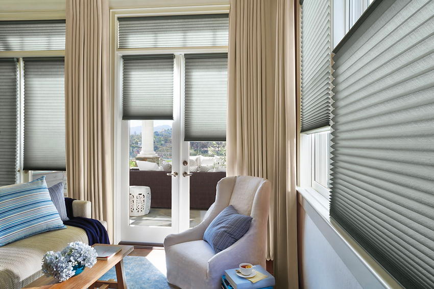 hunter douglas custom blinds near roanoke, va