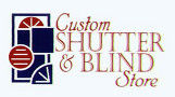 Custom Shutters and Blinds Roanoke VA Logo
