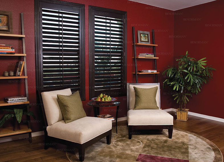 Norman shutter blind installations near roanoke, va