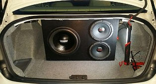 custom car audio systems