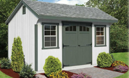 amish storage shed company in PA