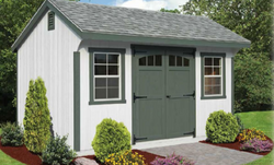 pre-built storage shed company in PA