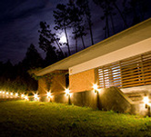 showcase your home with landscape lighting