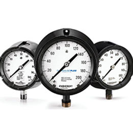 Bimetal thermometers and gauges