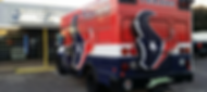 houston texans vehicle work