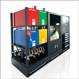 Oil and fluid storage equipment