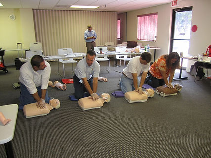 cpr training company