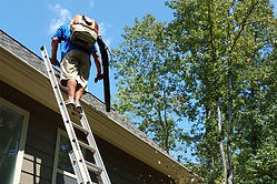 gutter cleaning services greenville sc