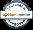 Home Advisor approved roofers hazelton