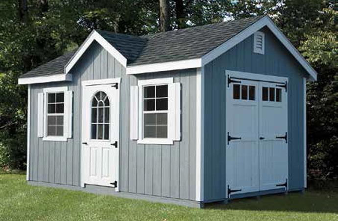 amish built shed company pa