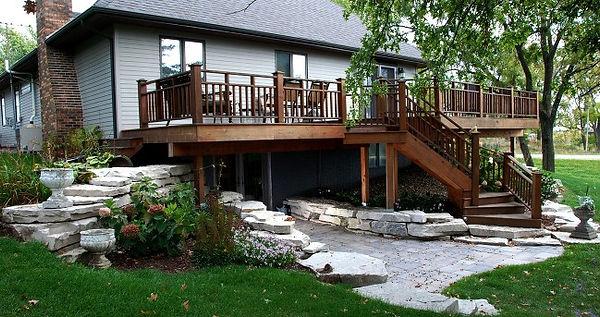 terra landscaping project