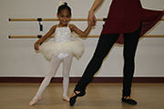 allegro kid ballet dance classes