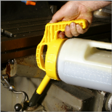 OilSafe lubricant storage equipment