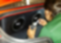 custom car audio system installation