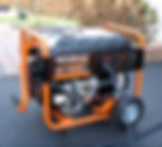portable home generator