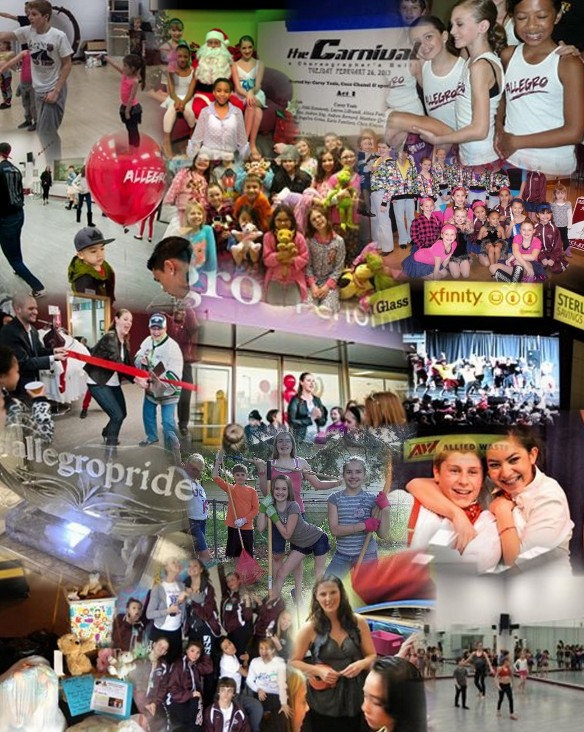 dance school with competitions kent wa