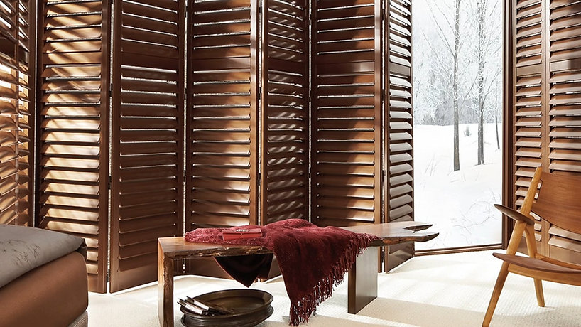 norman international custom shutters for interior
