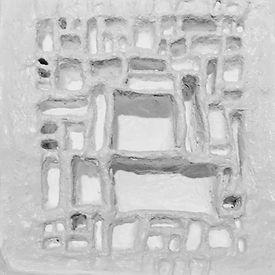 relief quadro no.3