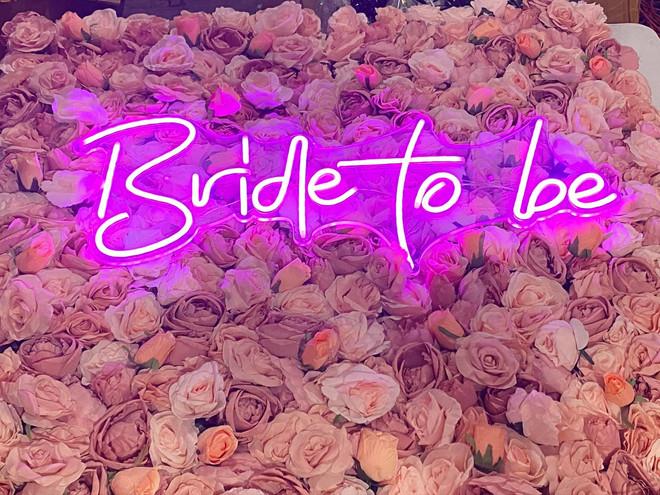 Pink / Blush Flower Wall