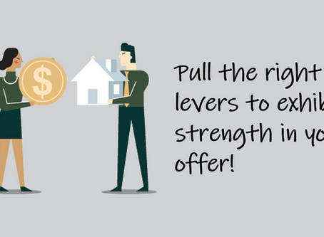 10 Minute Real Estate Lesson 2-What's in an offer?