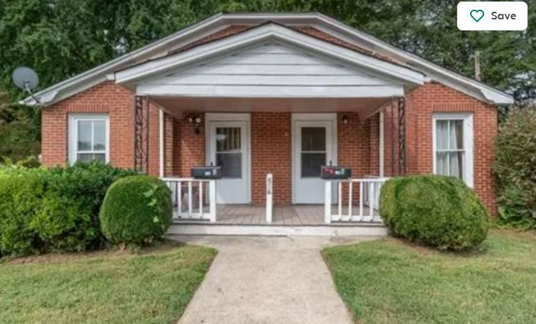 Small Multifamily Duplex Real Estate Mooresville North Carolina NC
