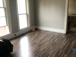 Gastonia Quad - Demo, Painting, and Flooring in Unit 2