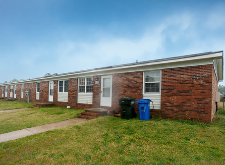 Under Contract - 2 Acquisitions,  3 Properties, 8 Units!