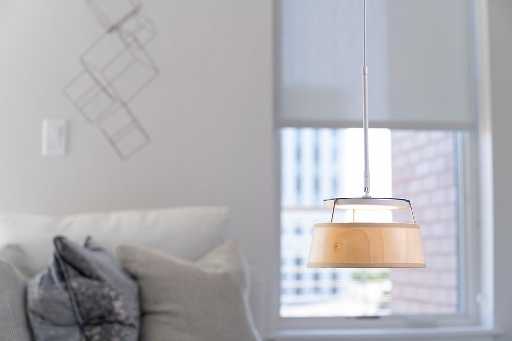 Fioda OLED Light Fixture
