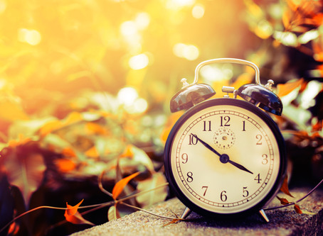 Moving Our Clocks Changes the Principle of Time – Light