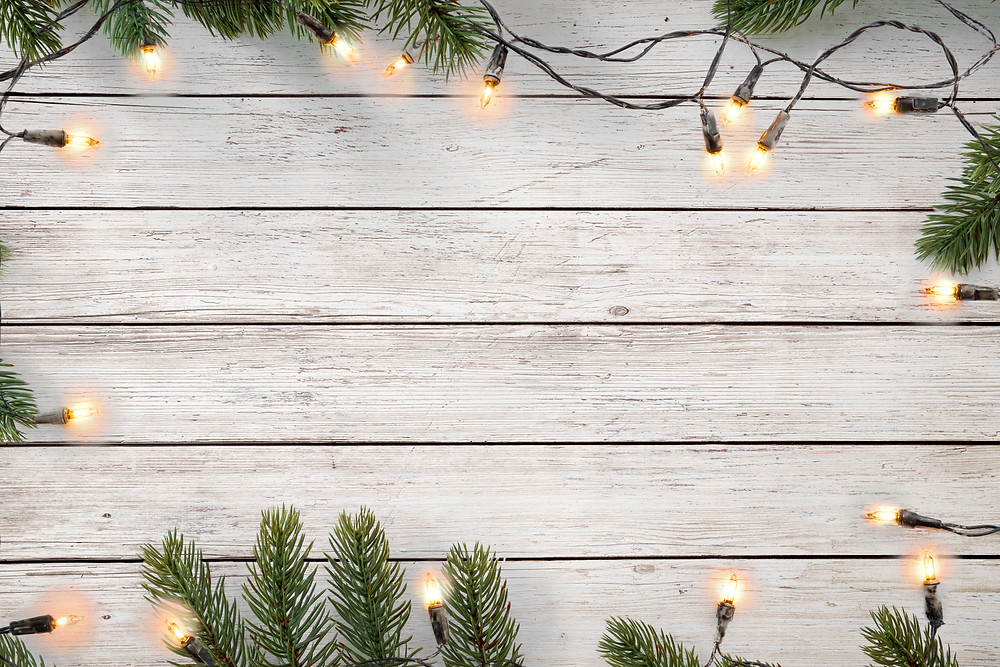 Healthy Holiday Lights
