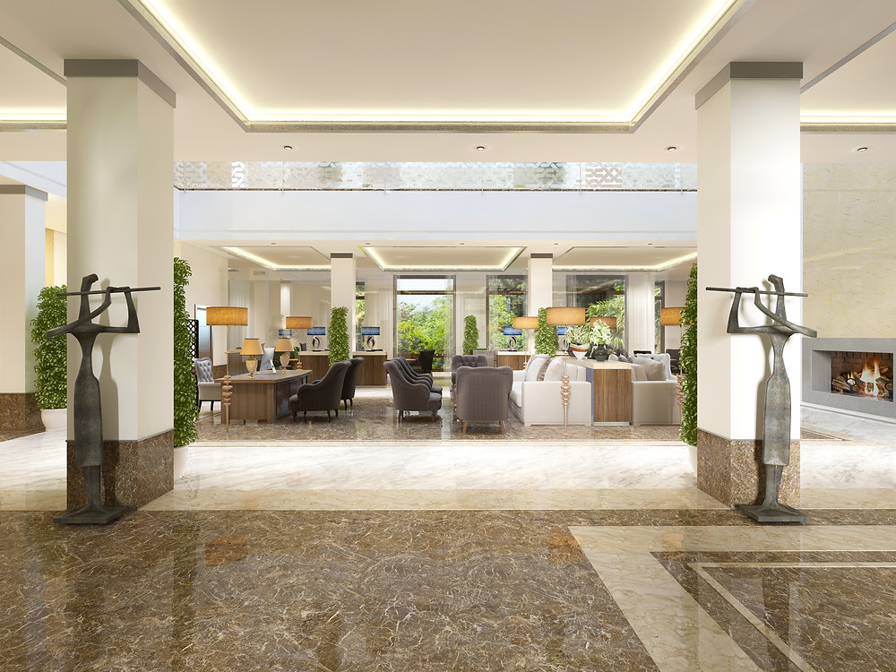 Lighting trends in the hospitality industry