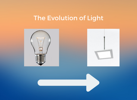 The Struggle Between the Aesthetic of Incandescent, the Efficiency of LED & the Solution - OLED
