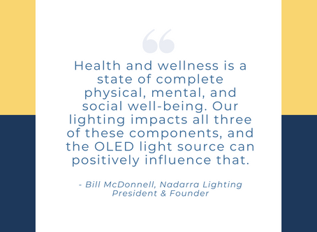 A Vision for Healthy Light Design - 5 Questions for Nadarra's President & Founder, Bill McDonnell