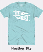 Party At The Park Shirt